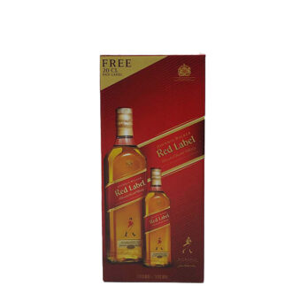 red 75cl +20cl